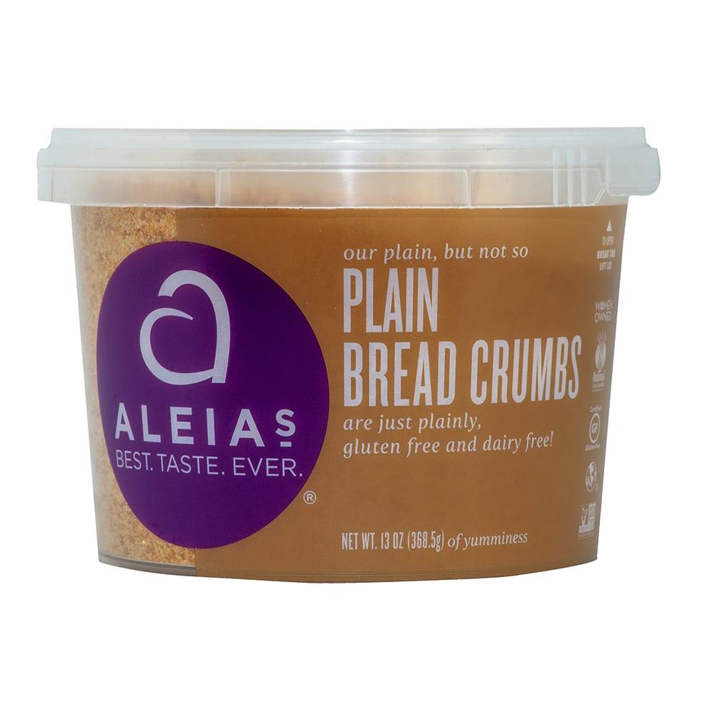 פירורי לחם ללא גלוטן - ALEIAS