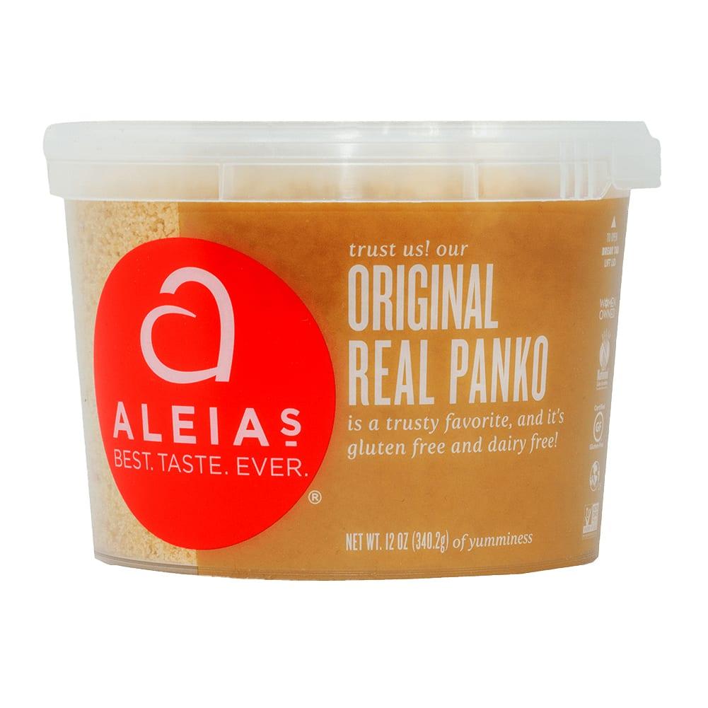 פרורי לחם ללא גלוטן - פאנקו - ALEIAS